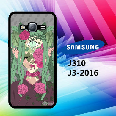 coque J3 2016 J310 J3 2017 J330 J5 2016 J510 J5 2017 J530 case A2296 creepy doll wallpaper 60jM1