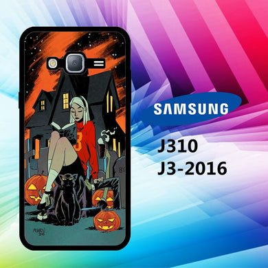 coque J3 2016 J310 J3 2017 J330 J5 2016 J510 J5 2017 J530 case C8885 cute halloween wallpaper 61lD0