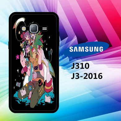 coque J3 2016 J310 J3 2017 J330 J5 2016 J510 J5 2017 J530 case G3963 creepy doll wallpaper 60iQ7