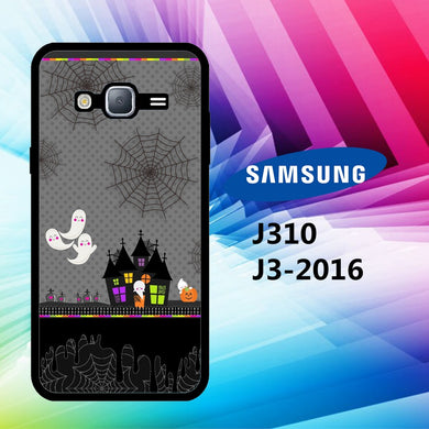 coque J3 2016 J310 J3 2017 J330 J5 2016 J510 J5 2017 J530 case N6276 cute halloween wallpaper 61qF7