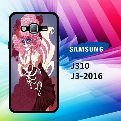 coque J3 2016 J310 J3 2017 J330 J5 2016 J510 J5 2017 J530 case T2729 creepy doll wallpaper 60cZ3