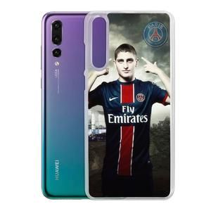 Coque huawei p20 lite club psg paris saint germain vintage