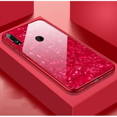 Huawei p30 lite coque rouge