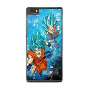 Coque huawei p9 lite dragon ball son goku kid