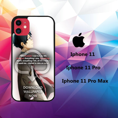 coque iphone 11 pro max case A7030 your lie in april iphone wallpaper 112lQ4
