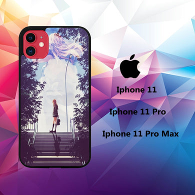 coque iphone 11 pro max case W2132 your lie in april iphone wallpaper 112hG3
