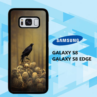 coque samsung galaxy S6 S7 S8 S9 S10 edge case I2464 dark fantasy wallpaper 18gT1