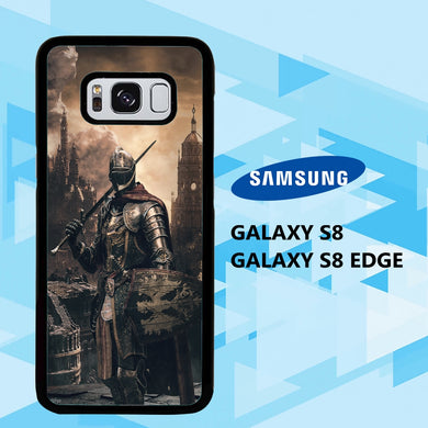 coque samsung galaxy S6 S7 S8 S9 S10 edge case I5953 dark fantasy wallpaper 18aM3