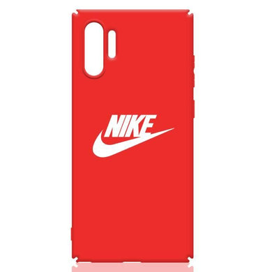Coque Samsung Galaxy Note 10 PlusNIKE Logo Rouge Coque Compatible Samsung Galaxy Note 10 Plus