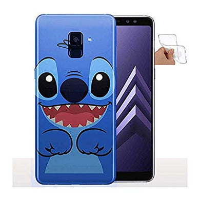 coque a8 2018 samsung stitch