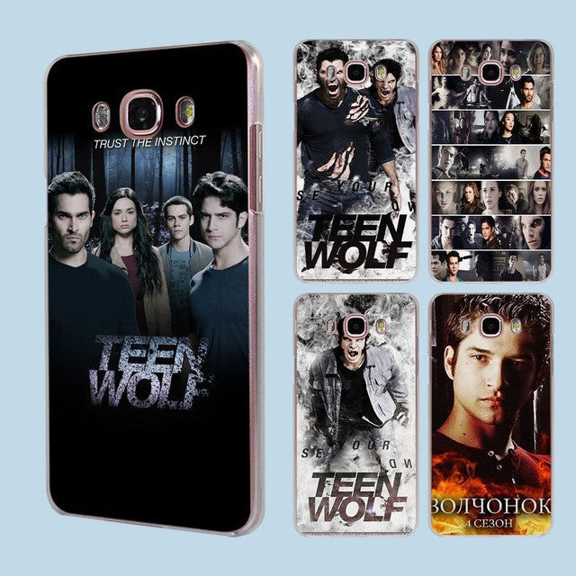 coque de telephone teen wolf samsung galaxy j3 2016