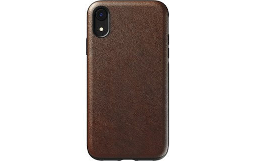 coque en cuir iphone xr