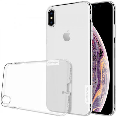 coque fine iphone xs max transparent