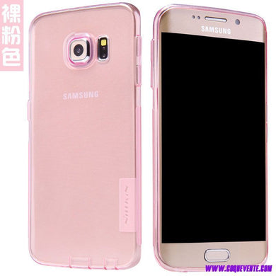 coque galaxy s6 edge plus rose