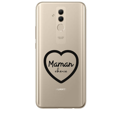 coque huawei 10 mate lite attachiante
