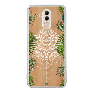 coque huawei mate 20 lite tropical