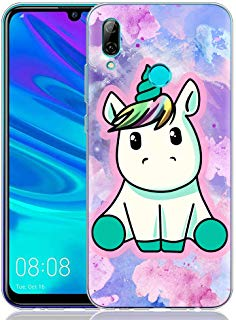 coque huawei psmart2019 licorne
