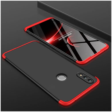 coque huawei psmart2019 rouge