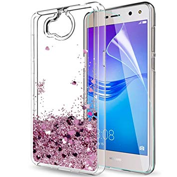 coque huawei y6 2017 transparent