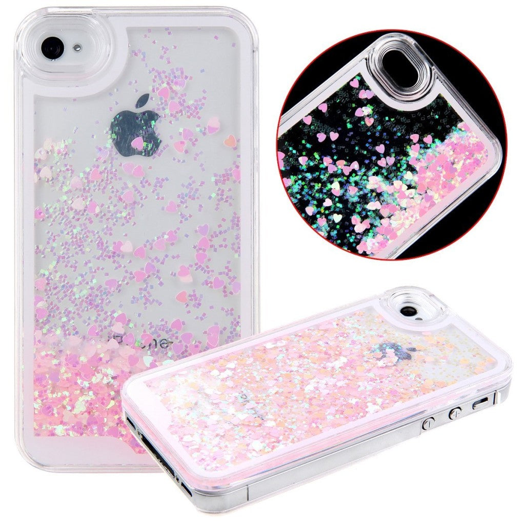 coque iphone 4 a paillette