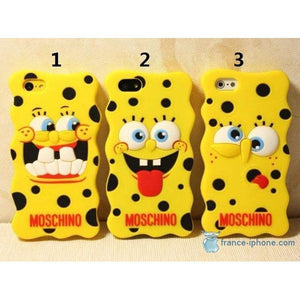 coque iphone 4 bob l eponge