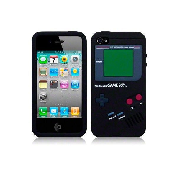 coque iphone 4 gamer