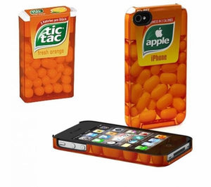 coque iphone 4 nourriture