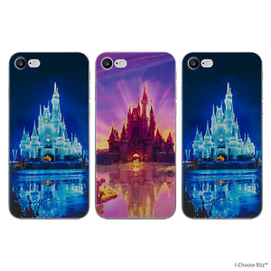 coque iphone 5 disney chateau
