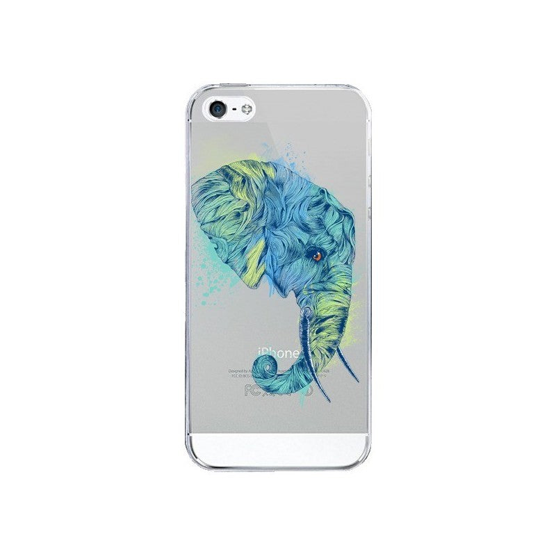 coque iphone 5 elephant
