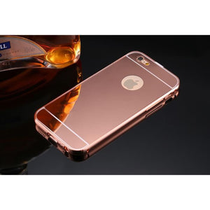 coque iphone 5 rose gold