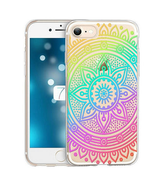 coque iphone 7 multicolor