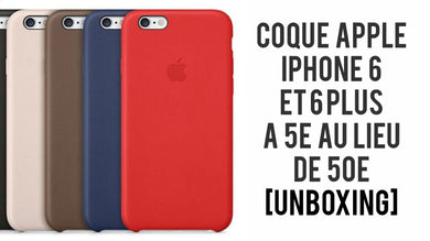 coque iphone 7 plus fausse apple