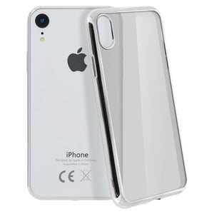 coque iphone xr argent