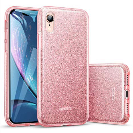 coque iphone xr couleur or
