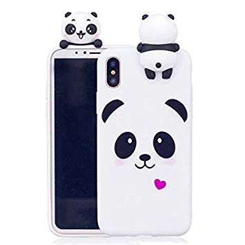 coque iphone xr fille silicone