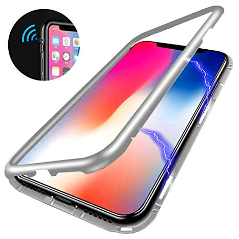 coque iphone xr metallique