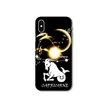 Coque iPhone XR Signe Capricorne