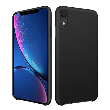 coque iphone xr silicone