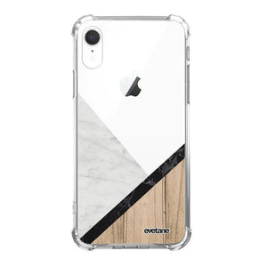 coque iphone xr souple marbre