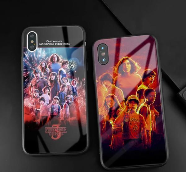 coque iphone xr stranger things