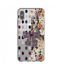 coque iphone xs a pois