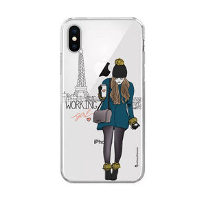 coque iphone xs max girl