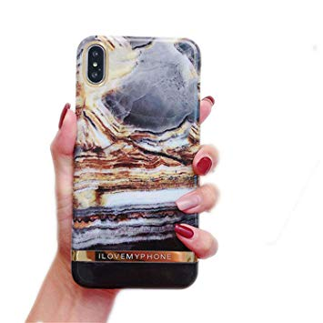 coque iphone xs max marbre rigide