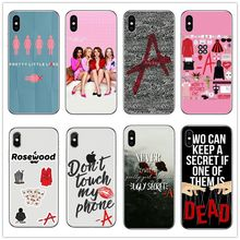 coque iphone xs max pretty little liars