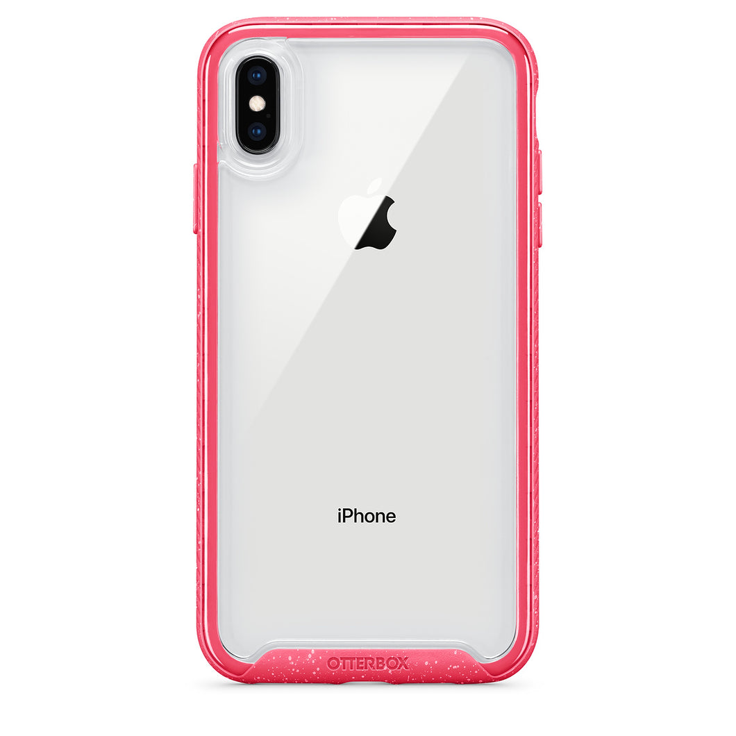 coque iphone xs max rouge apple