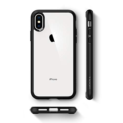 coque iphone xs max spigen rouge