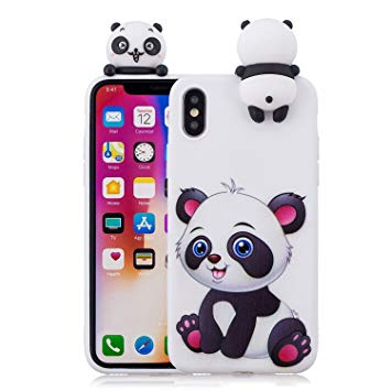 coque iphone xs noir dessin blanc