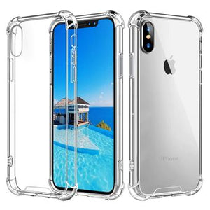coque iphone xs transparente mince