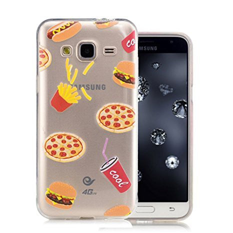 coque j3 2016 samsung hamburger