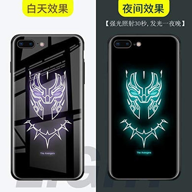 coque marvel iphone 7 lumineuse